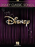 Disney Classic Songs Book With CD High Voice