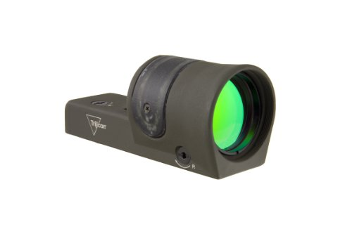 Reflex Rx34 1X 42Mm Amber 4.5 Moa Dot Reticle, Od Green