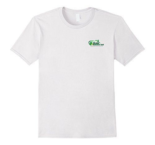 Drake Exteriors Roofing Contractors Official White T-Shirt