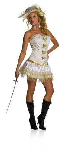 Rubie's Costume Women's Musketeer Costume