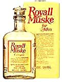 Royall Muske FOR MEN by Royall Fragrances - 2.0 oz All Purpose Lotion Splash