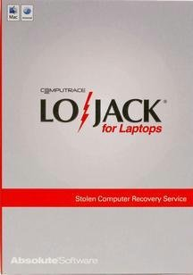 Computrace Lojack for Laptops - 1 Year License (Mac)