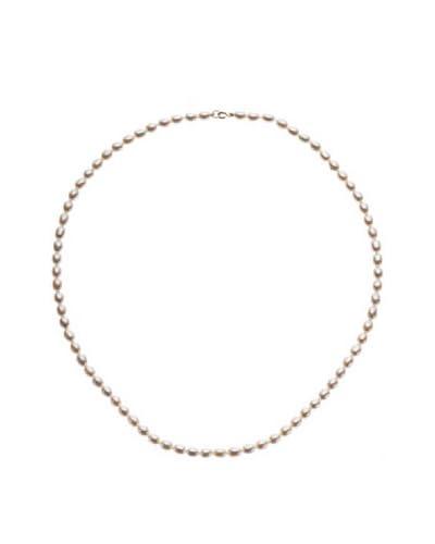 Le Perle Di Emi Kaway Collana Oro Giallo 18K E Filo Di Perle [Oro]