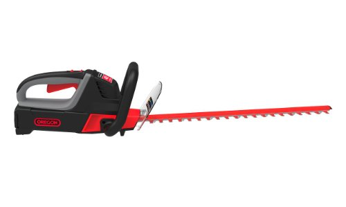 Oregon 40 Volt Max Ht250-E6 Hedge Trimmer Kit With 2.4 Ah Battery Pack