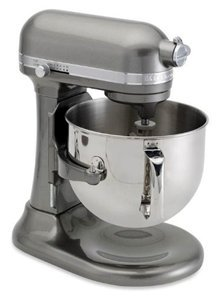 Kitchenaid Stand Mixer, 7-Qt.,Medallion Silver On Sale