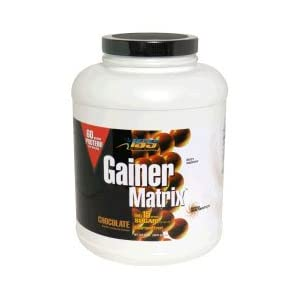 Gainer Matrix Strawberry - Ignite Muscle Growth, 8 lb,(Iss Research)
