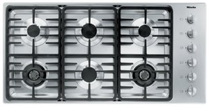 Miele KM3485G: Gas Cooktop (Natural Gas)
