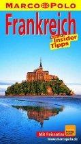 Frankreich. Marco Polo Reiseführer. Reisen mit