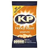 Kp Honey Roast Peanuts 180g