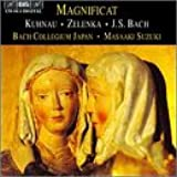 Magnificat: Kuhnau / Zelenka / Bach Bwv 243