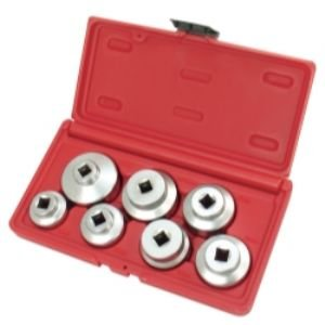 Astro Pneumatic Tool 78527 Oil Filter Removal Socket Set - 7 Piece from Astro Pneumatic Tool