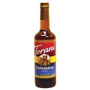 Torani Cinnamon Syrup, 750 Ml front-256270