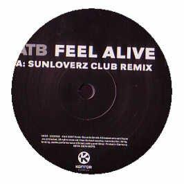 Feel Alive [Vinyl Single]