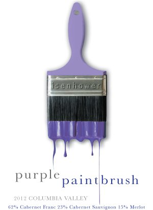 "2012 Isenhower Cellars ""Purple Paintbrush"" 750 Ml"