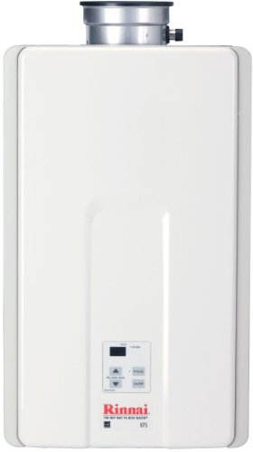 Rinnai V75Ip 7.5 Gpm Indoor Low Nox Tankless Propane Water Heater