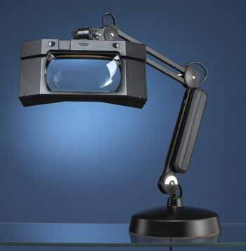 Luxo Wave Plus Magnifier - 30
