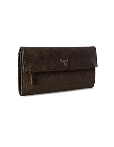 Baggit-Dark-Brown-Womens-Wallet