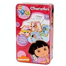 Dora the Explorer Charades Game