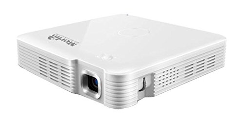 Merlin Digital Merlin Pocket Projector Pro with Built in battery