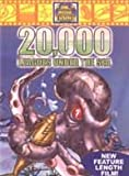 Cover art for  20,000 Leagues Under the Sea