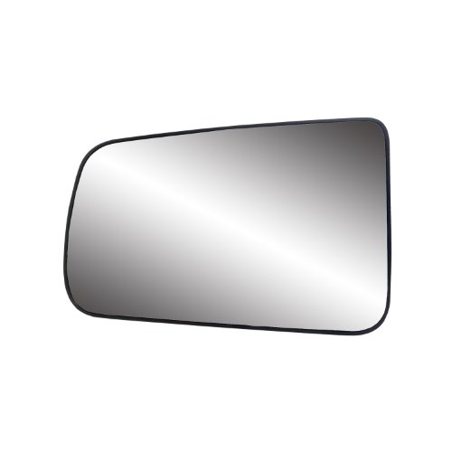 Fit System 88261 Ford Focus Left Side Power Replacement Mirror Glass with Backing Plate (09 Ford Focus Driver Side Mirror compare prices)