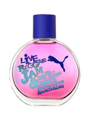 Puma Jam Woman fur DAMEN von Puma - 90 ml Eau de Toilette Spray