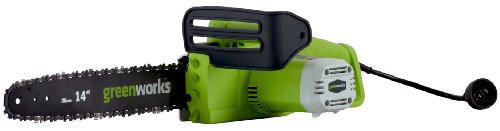 Greenworks 20012 14-Inch 9 Amp Electric Chain Saw