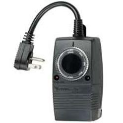Outdoor Mechanical Photocell Timer Holiday & Landscape Lighting Controller