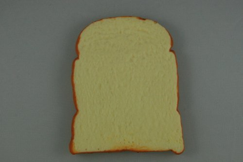DIY Plain Jumbo Toast Squishy - 1