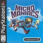 Fox Kids.Com Micro Maniacs Racing - P...
