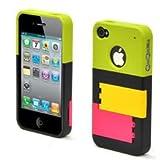 【ベルソス】iPhone4/iPhone 4s アジャスターケース VS-IG05 グリーン