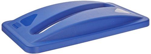 coperchio-con-fessura-per-carta-blu-per-slim-jim-rubbermaid-518x287x7-cm-2703-88-blu