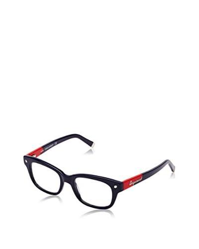D Squared Montura Dq5068 Azul / Rojo