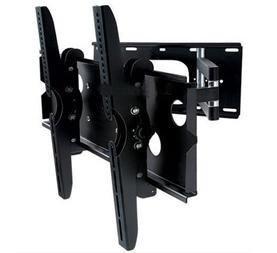 Mount-it MI-752 Articulating Dual Monitor Mount 10-26inch Brown Box