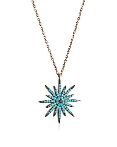 MY MACHT Jewels Set Kette und Anhänger  Sterling-Silber 925