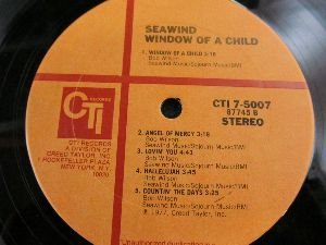 Window of a Child by Seawind, Bob Wilson, Pauline Wilson, Larry Williams and Bud Nuanez
