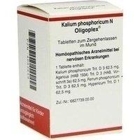 dhu-arzneimittel Potassio Kali phosphoricum N oligoplex Compresse Confezione di 150Compresse