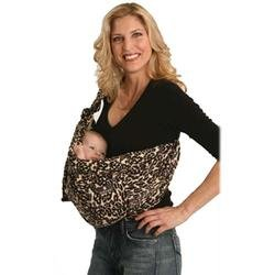 d63f1a25784 Balboa Baby 70001 Dr. Sears Adjustable Sling - Animal Beige   Black Overview