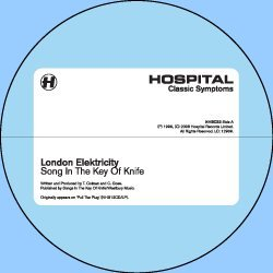 Song In The Key Of Knife [Vinyl]