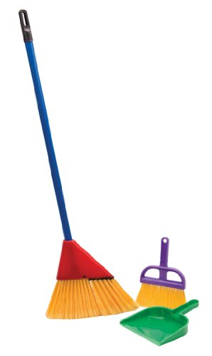 Image of Little Helper Broom Set
