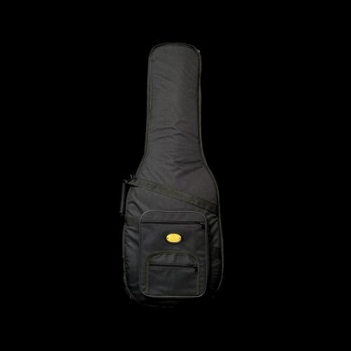 Electric Guitar Bags Cases Fender Deluxe Gold Logo Electric