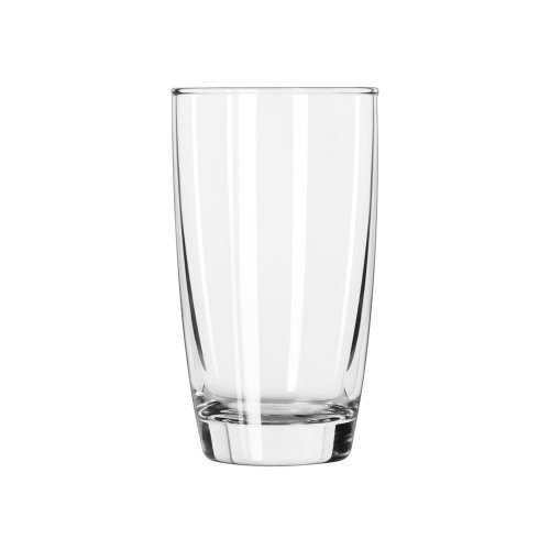 Libbey 12261 Embassy 8 Oz. Hi-Ball Glass - 36 / CS 38mm x 19 5mm glass lens for flashlight transparent 2 pcs