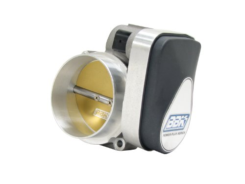 BBK 1782 90mm Throttle Body - High Flow Power Plus Series For Dodge Hemi 5.7L, 6.1L (Supercharger For Dodge Challenger compare prices)