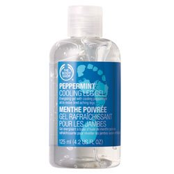 The Body Shop Peppermint Cooling Leg Gel, 8.4-Fluid Ounce from The Body Shop