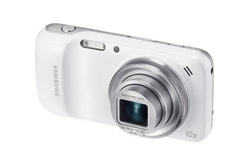 海外版SIMフリーSamsung サムスン Galaxy S4 Zoom 4G LTE C105 [並行輸入品] (ホワイト)