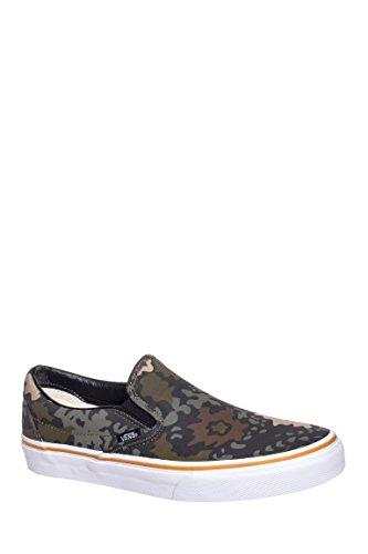 Men's Floral Camo Slip-On Sneaker