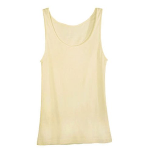 Ecoland Women's Organic Cotton Classic Tank Top