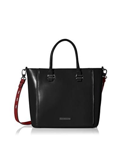 Charles Jourdan Women's Mindi Tote Bag, Black