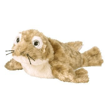 TY Beanie Baby - FINS the Seal
