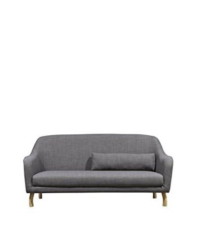 International Designs USA Penthouse Sofa, Grey